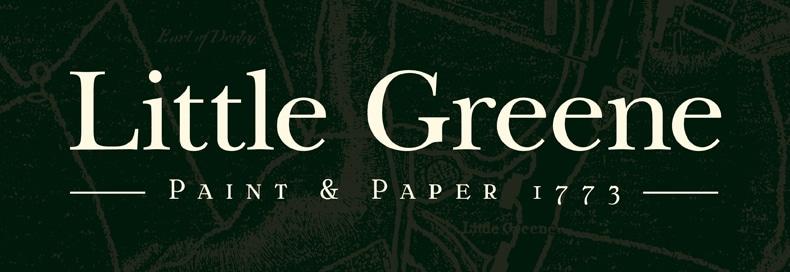 les peintures little greene l 39 atelier des couleurs. Black Bedroom Furniture Sets. Home Design Ideas