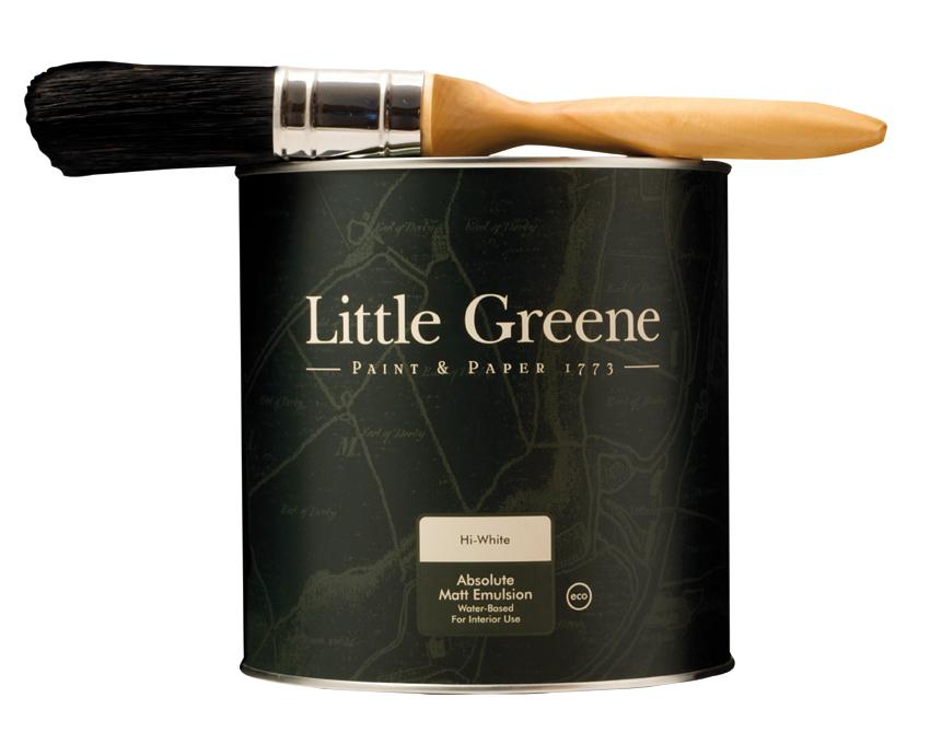 comment appliquer la peinture little greene l 39 atelier des couleurs. Black Bedroom Furniture Sets. Home Design Ideas