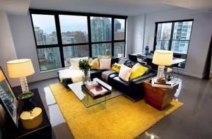 décoration-intérieur-tapis-jaune-sejor-vue-300x197 Quel style pour votre maison?
