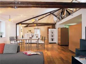Quel style pour votre maison l 39 atelier des couleurs for Modele maison loft