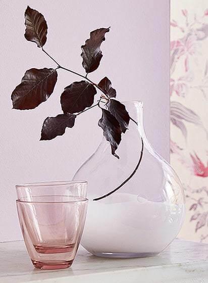 Les roses & les violets