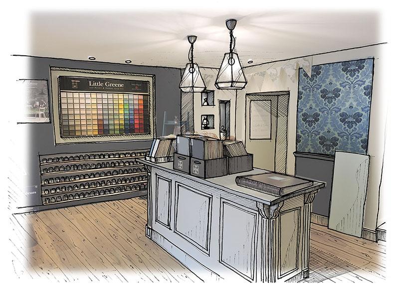 l 39 atelier des couleurs d coration int rieure home staging vente de peinture et papiers. Black Bedroom Furniture Sets. Home Design Ideas