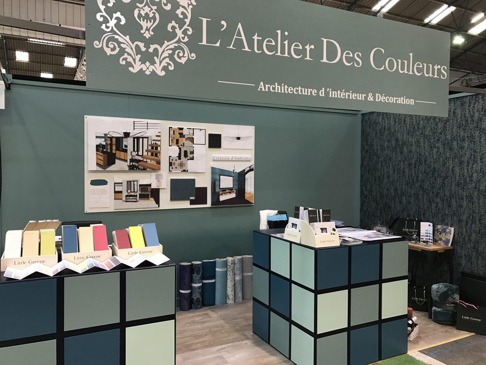 Idée Décoration Intérieure / Home Staging : L\'Atelier des Couleurs ...