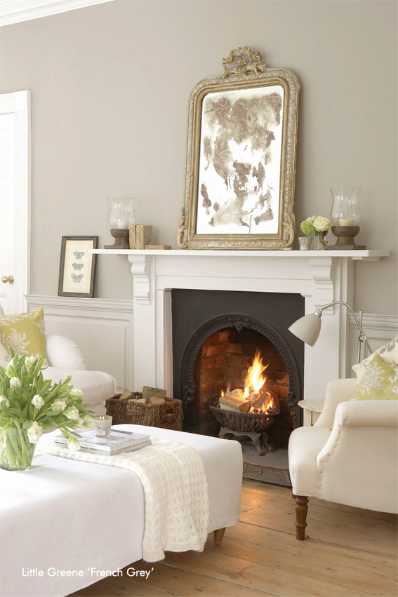 Living-Room-French-Grey Les bases en couleur