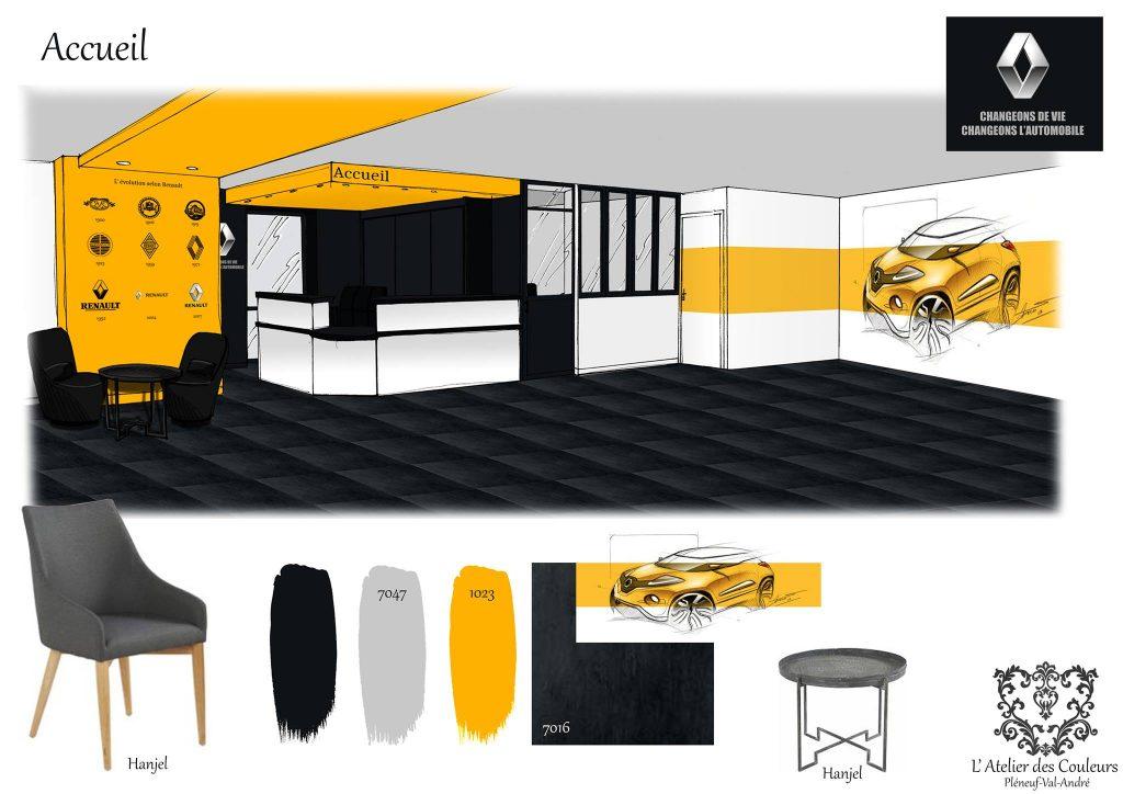 15292618_10211259175136383_1888369119_o-1024x724 Relooking Garage Renault à Matignon