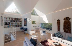 FELD_EXTENSION-ST-CAST_Bibliothèque-séjour-1100x700-300x191 Maison à St Cast