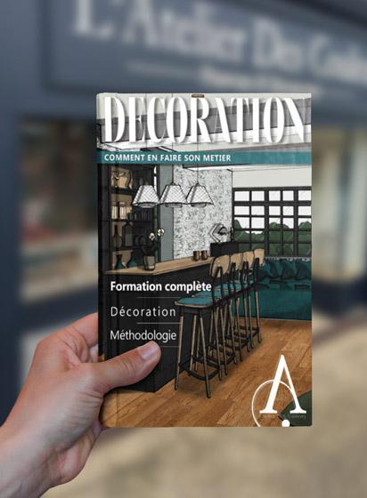"""formation-decoration-livre Pourquoi """"soigner son intérieur, soigne son esprit"""" ?"""
