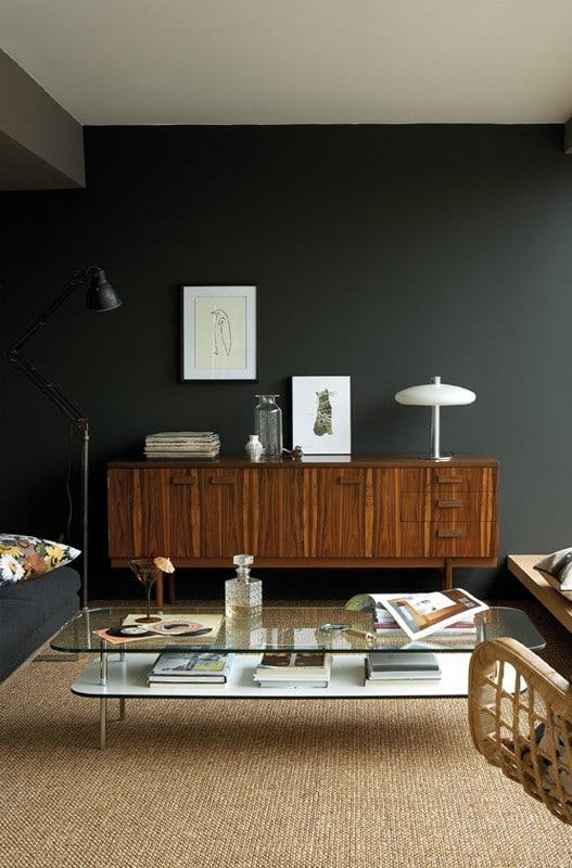 obsidian_green_living_room Comment choisir une marque de peinture ?